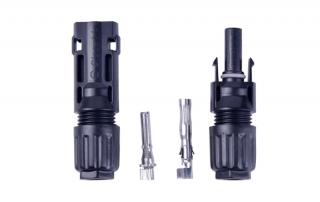 MC4光伏连接器开口端子