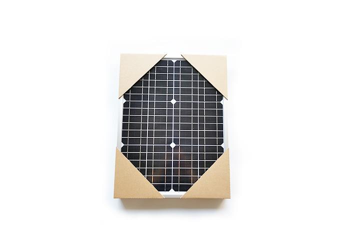 25W小功率太阳能电池板, 36V太阳能电池板