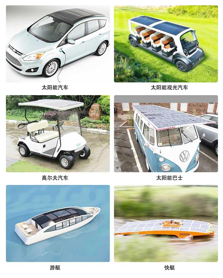 200W-205W柔性太阳能板 深圳市优瑞力能源科技有限公司