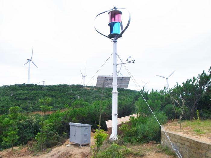 风能, 垂直轴风力发电机深圳市优瑞力能源科技有限公司
