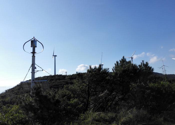 风能将是21世纪有发展前途的绿色能源