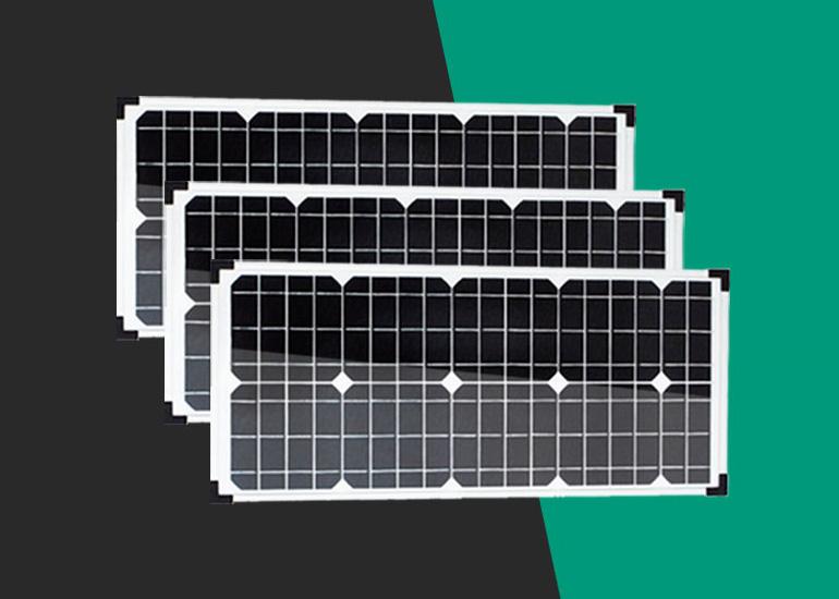 40W-18V小型太阳能板, 40W小功率太阳能电池板