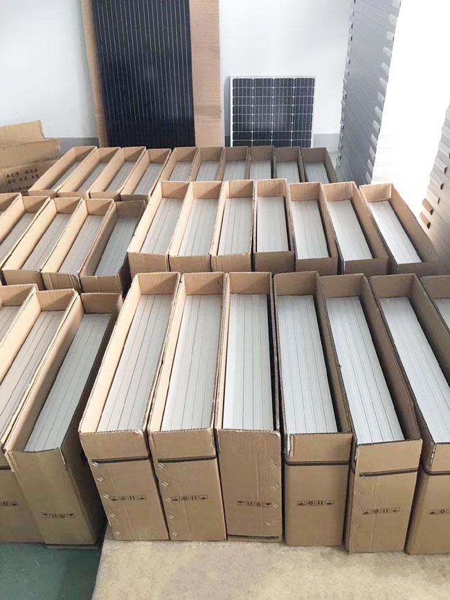 50W太阳能电池板, 12V太阳能板