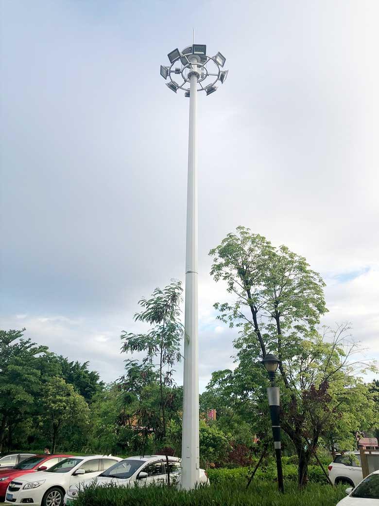 高杆照明, 高杆灯, 优瑞力照明, 优瑞力塔杆