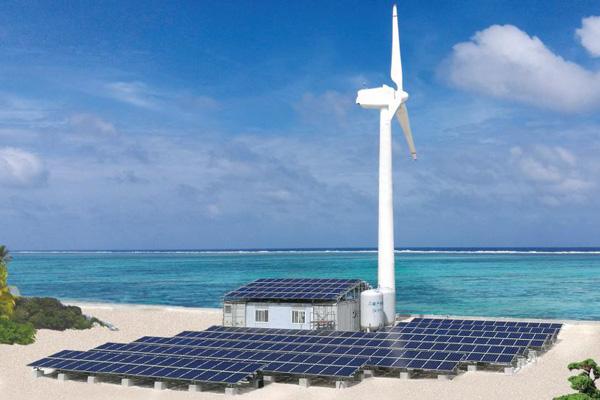 新能源海水淡化系统